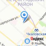 I Am Home на карте Санкт-Петербурга