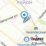 АураМирра на карте Санкт-Петербурга