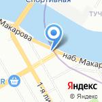 АЛКОРУС ИНЖИНИРИНГ на карте Санкт-Петербурга