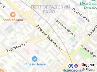 Аренда торгового помещения 200 м2, метро Чкаловская