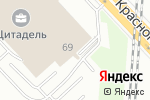 Схема проезда до компании Euromade в Санкт-Петербурге