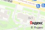 Схема проезда до компании Модное рукоделие в Санкт-Петербурге