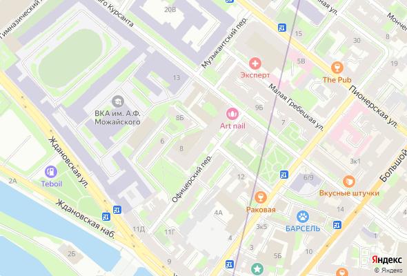 купить квартиру в ЖК Офицерский
