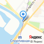 Компания по организации квестов на карте Санкт-Петербурга