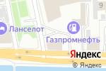 Схема проезда до компании ПетроСнаб в Санкт-Петербурге
