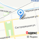 Детский сад №35 на карте Санкт-Петербурга
