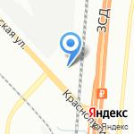 Эксклюзив СПб на карте Санкт-Петербурга