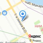 Ароматный Мир на карте Санкт-Петербурга