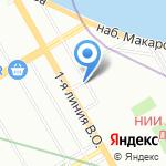 Керхер на карте Санкт-Петербурга