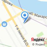 Служба русского языка на карте Санкт-Петербурга
