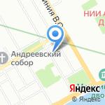 ЕДИНАЯ ЭНЕРГЕТИЧЕСКАЯ КОМПАНИЯ на карте Санкт-Петербурга