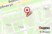 Схема проезда до компании Алекс в Санкт-Петербурге