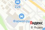 Схема проезда до компании Группа Юг в Санкт-Петербурге