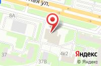 Схема проезда до компании РосЭнергоАльянс в Санкт-Петербурге