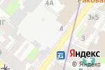 Схема проезда до компании Экстри в Санкт-Петербурге