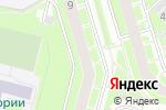 Схема проезда до компании С деревни в Санкт-Петербурге