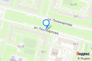 Комната в двухкомнатной квартире в Санкт-Петербурге м. Пионерская, аллея Поликарпова