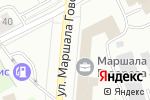 Схема проезда до компании ИНТЕГРО в Санкт-Петербурге
