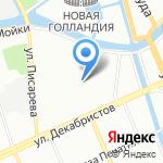 Salsa_Solero на карте Санкт-Петербурга