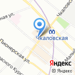 Сезон на карте Санкт-Петербурга