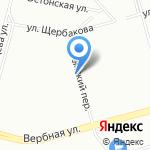 Beer in ma hood на карте Санкт-Петербурга