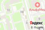 Схема проезда до компании Магазин рыбной продукции в Санкт-Петербурге