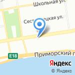 ЕвроЗащита на карте Санкт-Петербурга