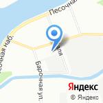 Центр автоматизированной фиксации административных правонарушений в области дорожного движения ГИБДД на карте Санкт-Петербурга