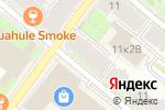 Схема проезда до компании F-Shteker в Санкт-Петербурге