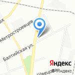 ВК ВентАвангард на карте Санкт-Петербурга