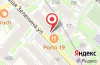 Схема проезда до компании А Три Плюс в Санкт-Петербурге