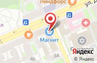 Схема проезда до компании Кдк Контэнт в Санкт-Петербурге