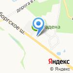 Принцип NOVO на карте Санкт-Петербурга