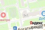 Схема проезда до компании Балтика в Санкт-Петербурге