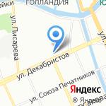 Государственный научно-исследовательский институт социально-экономических проблем и спортивно-оздоровительных технологий на карте Санкт-Петербурга