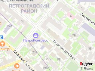 Аренда производственного помещения 454 м2, метро Чкаловская