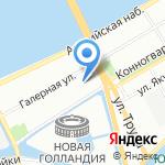 ППТК на карте Санкт-Петербурга
