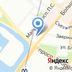 Мойка Онлайн на карте Санкт-Петербурга