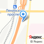 Jab на карте Санкт-Петербурга