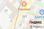 Схема проезда до компании Альянс-Нева в Санкт-Петербурге