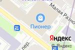 Схема проезда до компании Красивая в Санкт-Петербурге