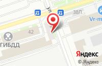 Схема проезда до компании НТЦ Бустер в Санкт-Петербурге