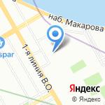 ГОБЕЛЕН на карте Санкт-Петербурга