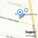 Elemod на карте Санкт-Петербурга