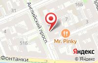 Схема проезда до компании Медэкспресс в Санкт-Петербурге