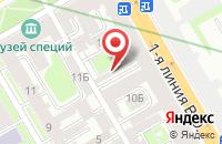 Схема проезда до компании Издательство «Медика» в Санкт-Петербурге