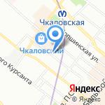 АРТСТРОЙ+ на карте Санкт-Петербурга