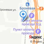 РосАвтоКом на карте Санкт-Петербурга