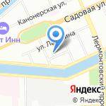 МедЭкспресс+ на карте Санкт-Петербурга