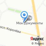 ПрофМТ на карте Санкт-Петербурга
